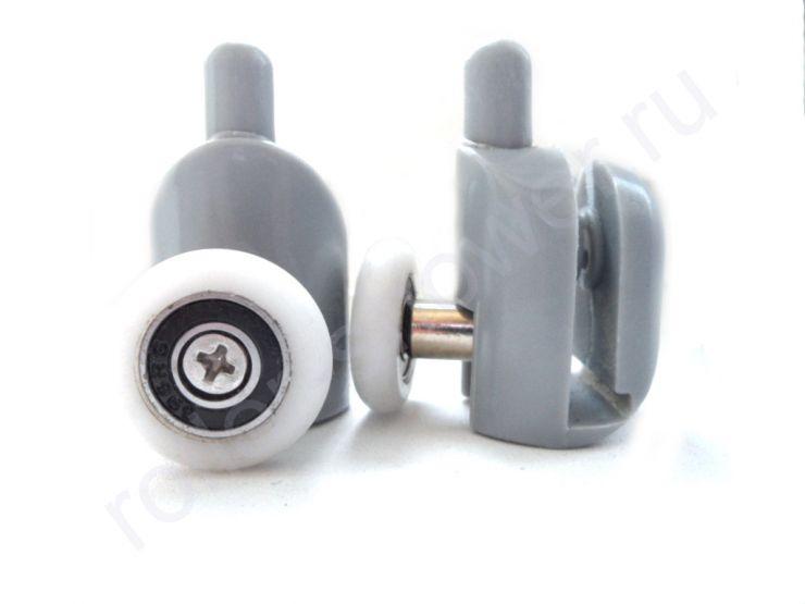 Ролик VH001 нижний с кнопкой. Диаметр колеса (от 18,6 до 28мм)